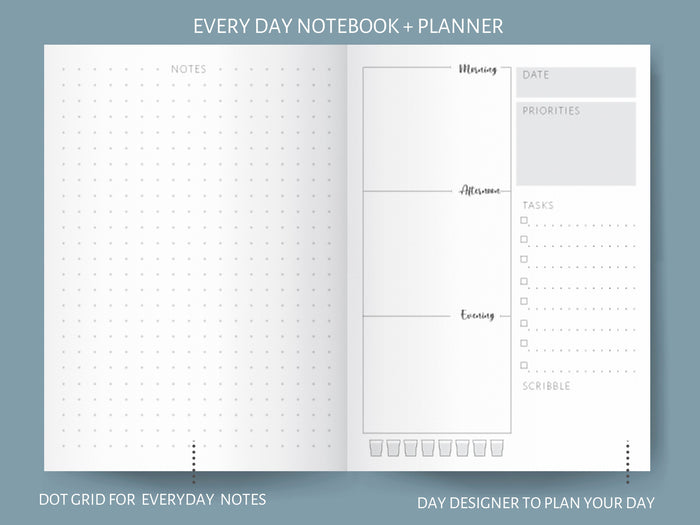 Pocket Planner 2020 - Start Today