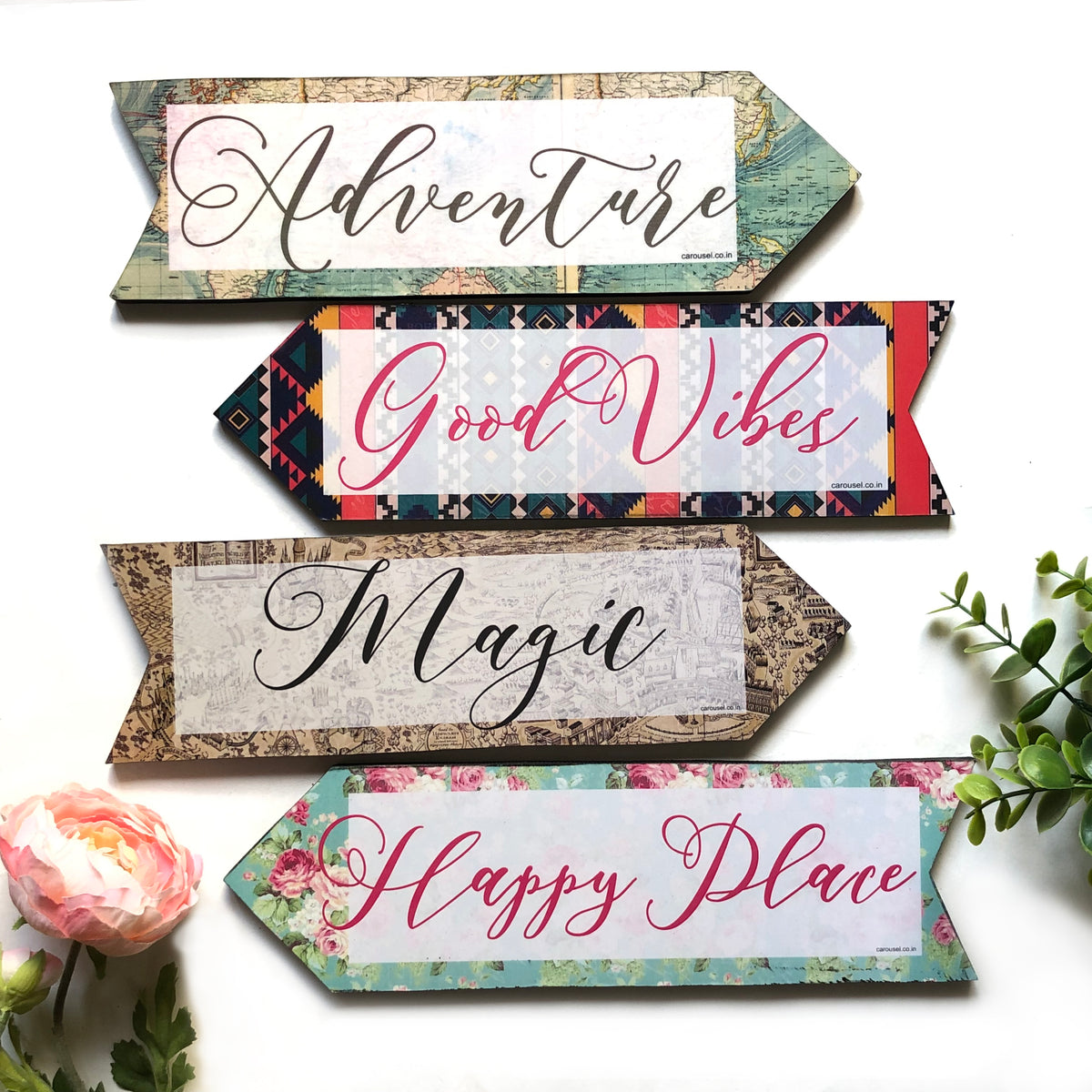 Arrow - Set of 4