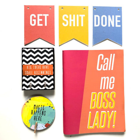 Boss Lady Kit