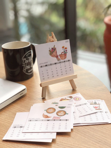 Easel Calendar 2020 - Picture Perfect