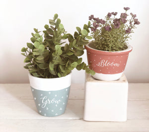 Planters - Set of Two