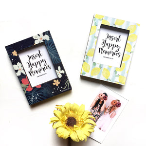 Polaroid Magnet - Tropical Tales (Set of Two)