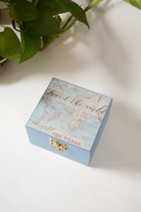 Travel Keepsake Box