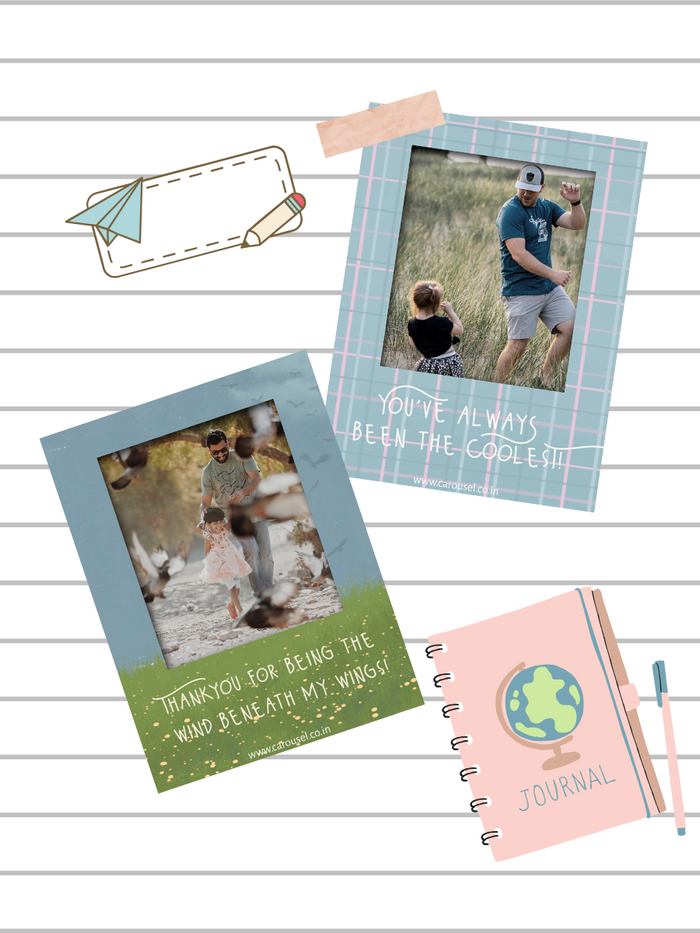 Father's Day Digital Frames