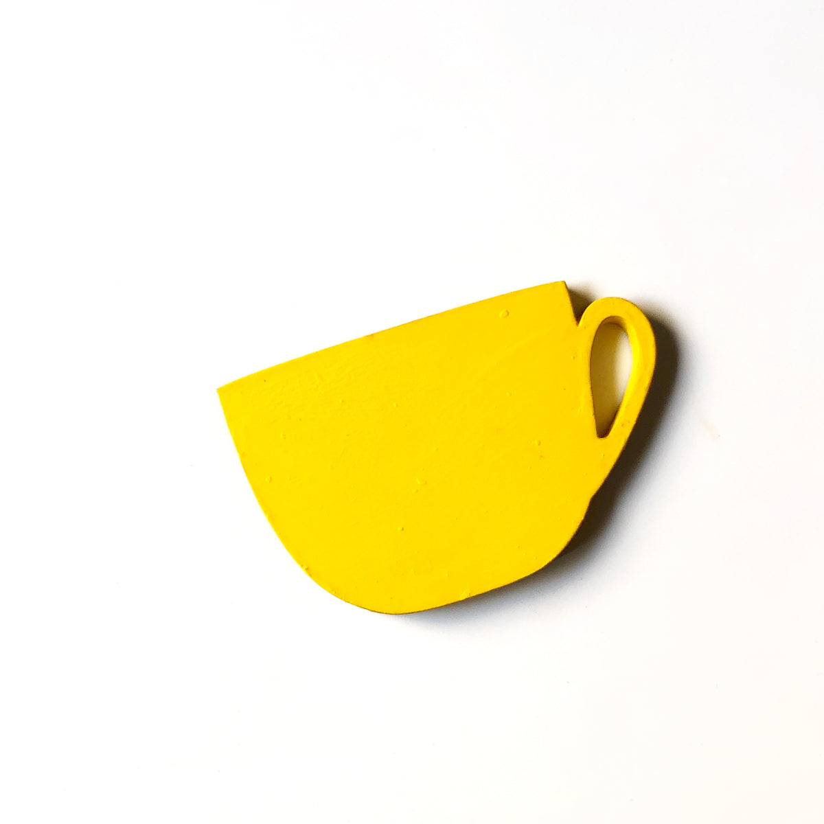 Shape Magnet - Teacup
