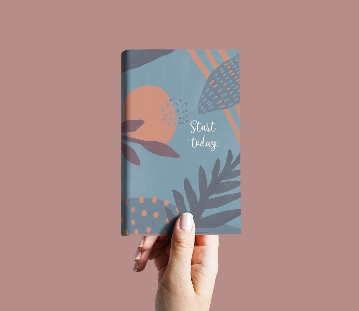 Undated Pocket Planner - Start Today