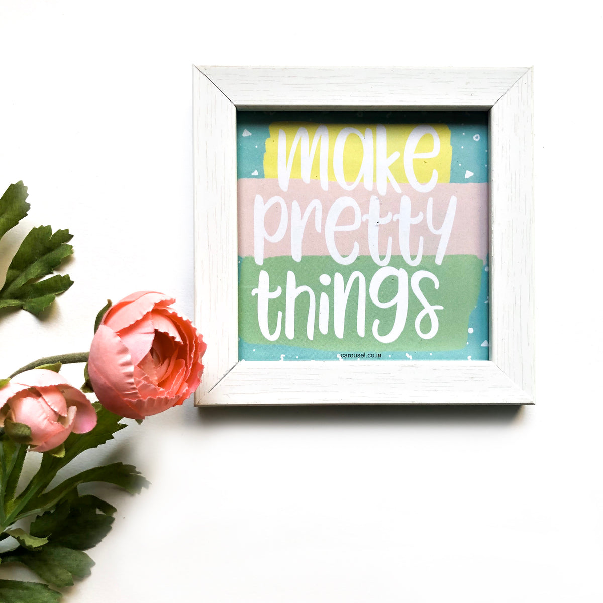 Quote Frame - Pretty