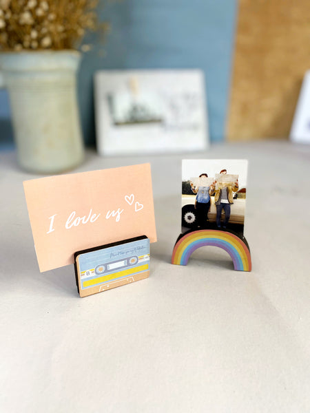 Hold Onto Me (Set of Four Picture Holders)