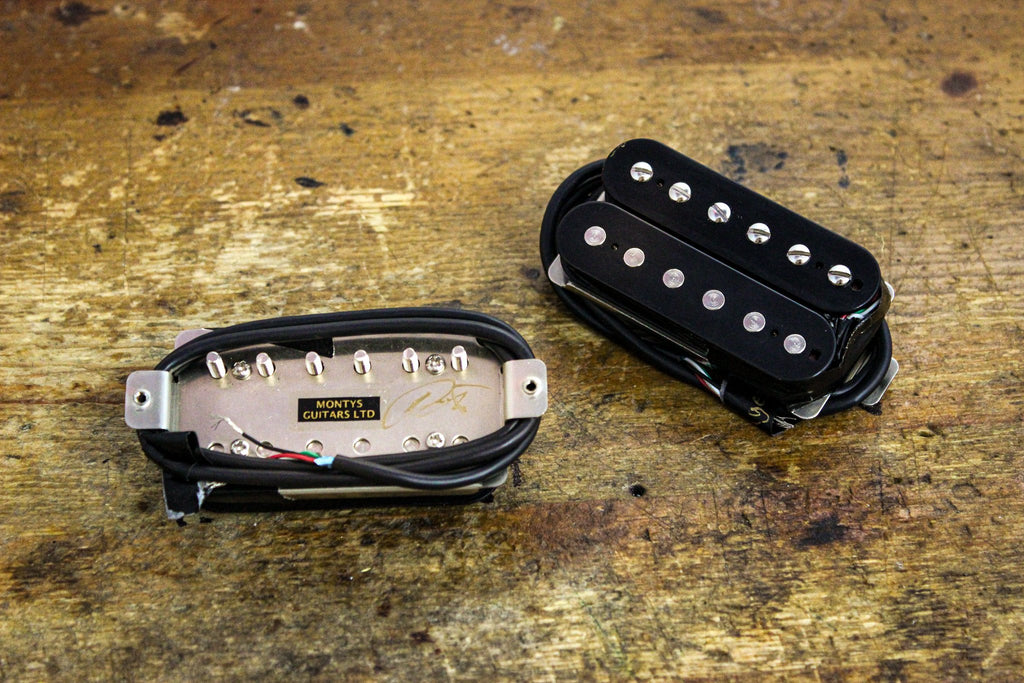 Monty's Bill Steer Signature Humbucker