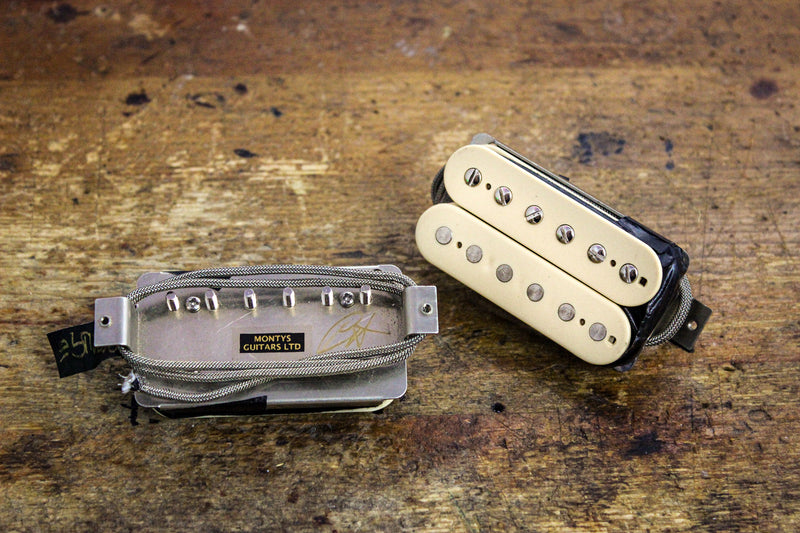 Retro Wind Humbucker Pickup Set