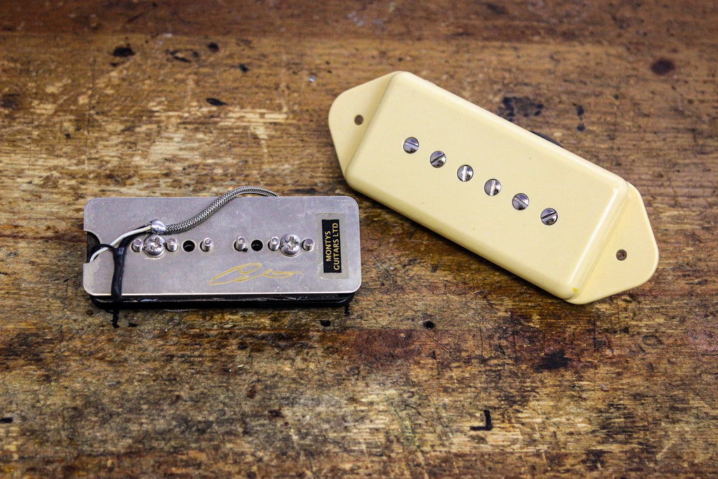 Leviathan P90 Pickup Set