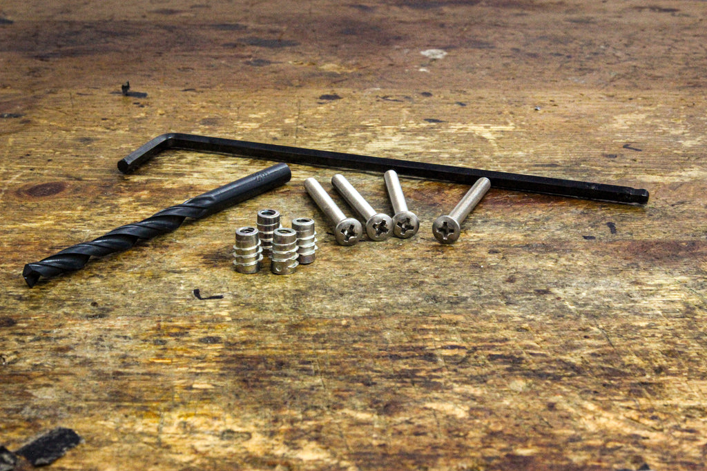 Monty's Neck Bolt Insert Kit