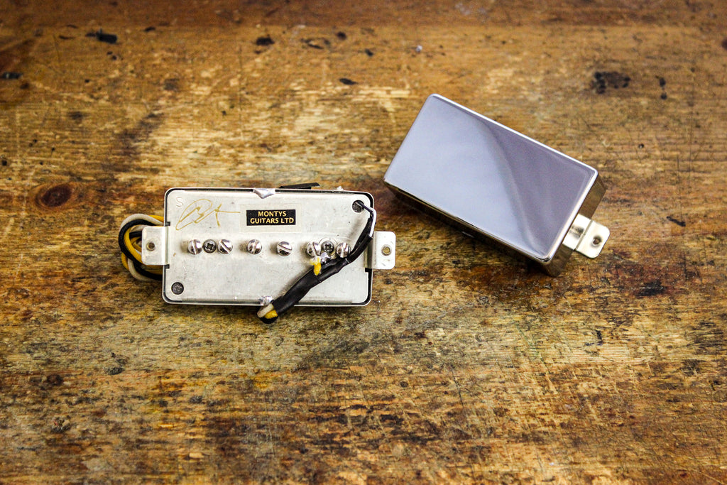 Humbucker-sized Leviathan P90 Pickup