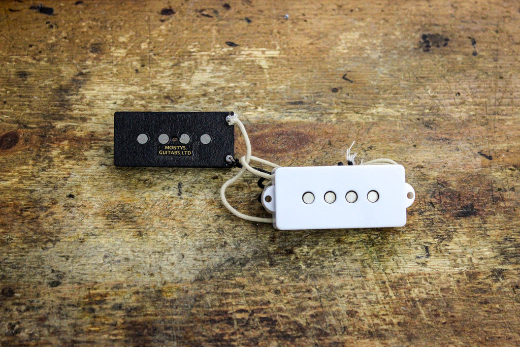 Retro Wind P Bass Pickup