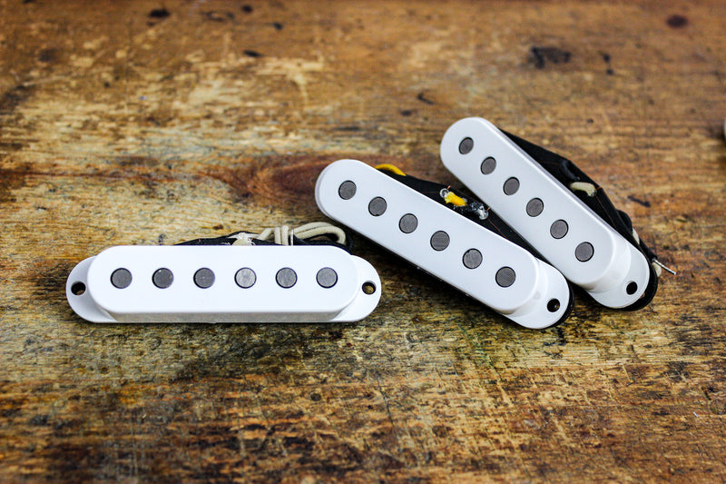 Retro Wind Strat Pickup Set