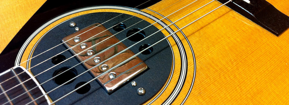 Guitars, Pickups & Repairs. Superior Sonic Audio
