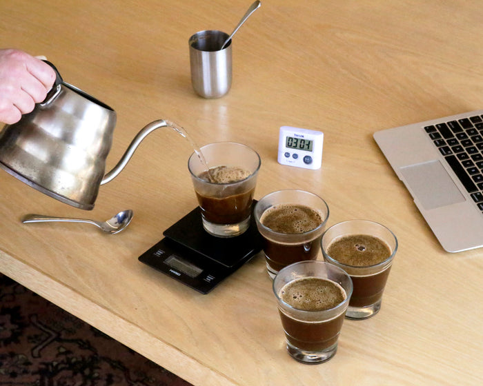 Virtual Party. Guatemalan Cupping.