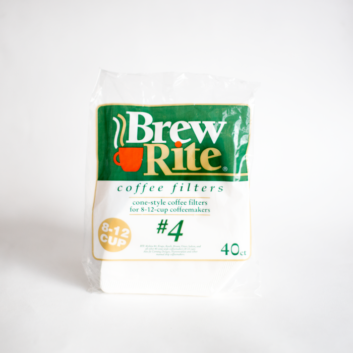 BrewRite, Filter Papers, no. 4