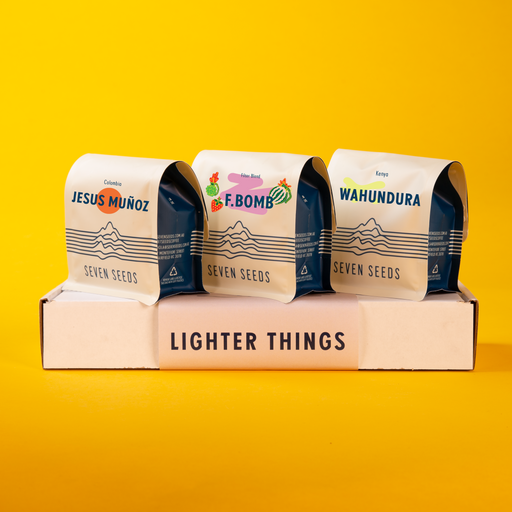 Lighter Things, Sample Pack