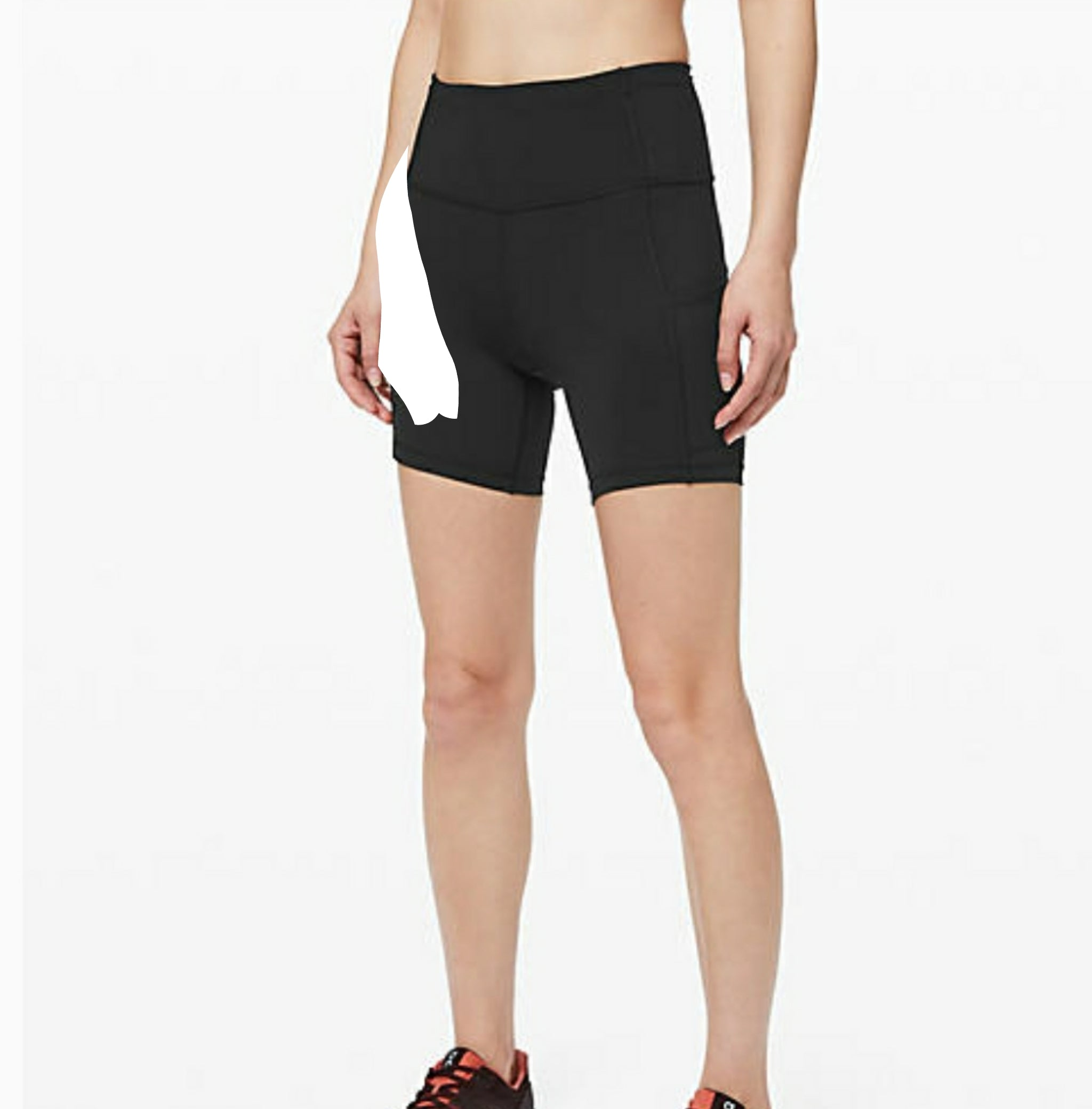 Sweaty Tee workout shorts - black