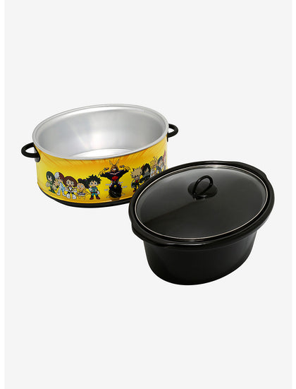 My Hero Academia Slow Cooker