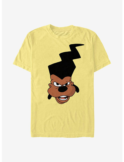 Goofy Movie Camisa Powerline Rostro