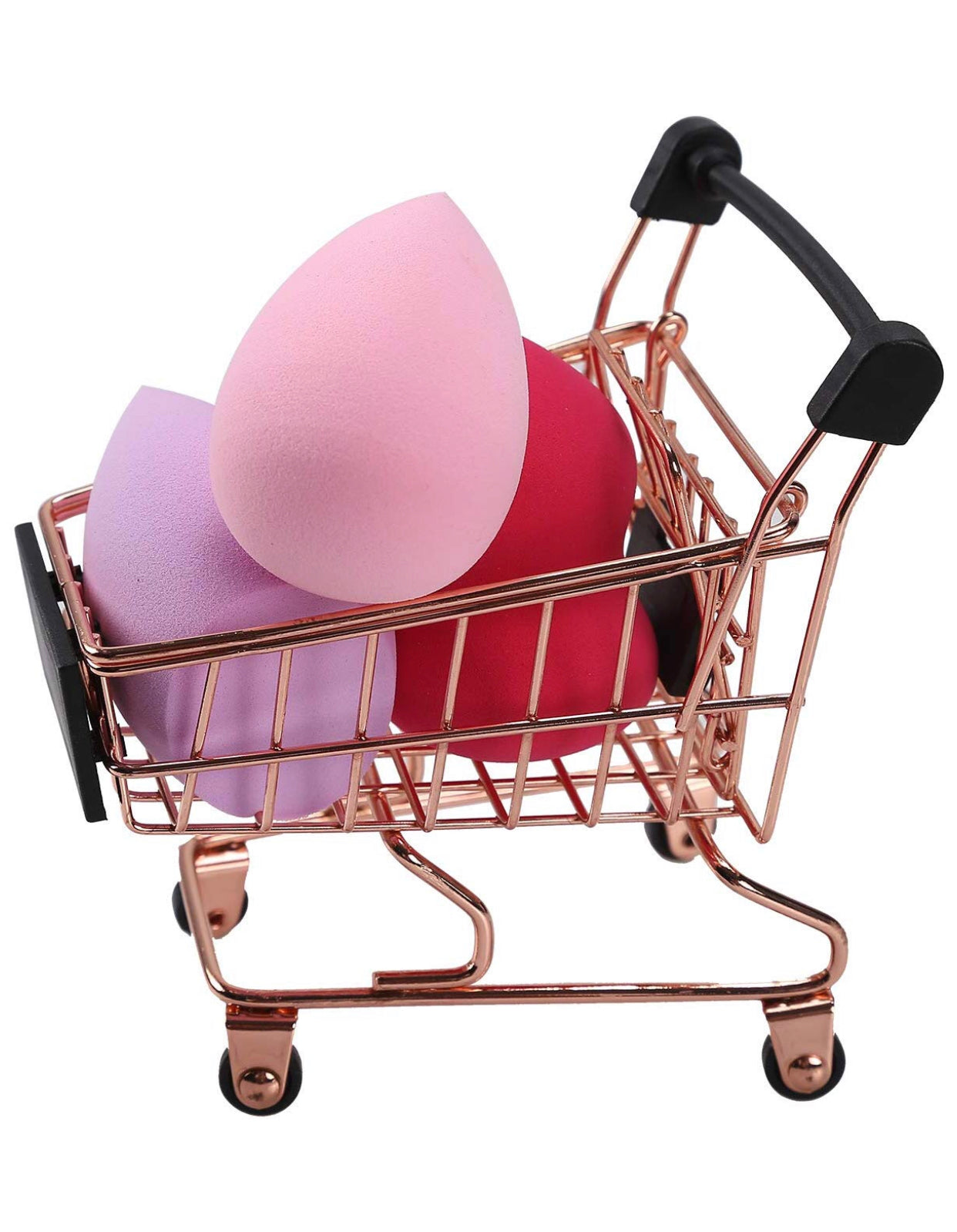Set de esponjas Beauty Blender/Carrito