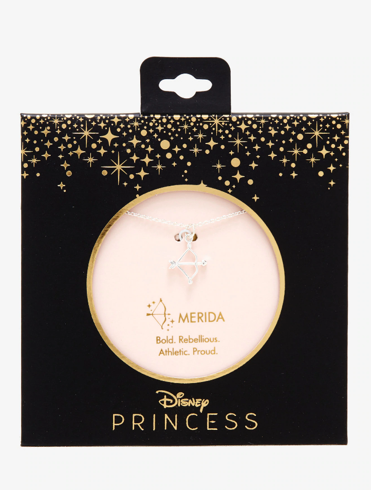 COLLAR PRINCESA DISNEY MERIDA