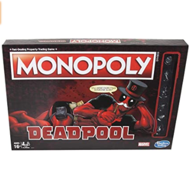 Deadpool Monopolio
