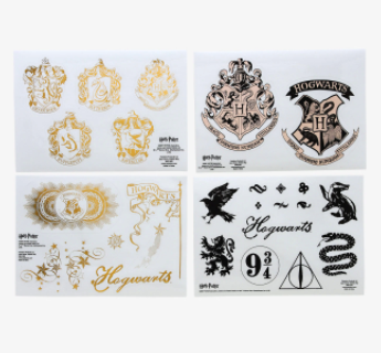 Harry Potter Stickers Para Laptop