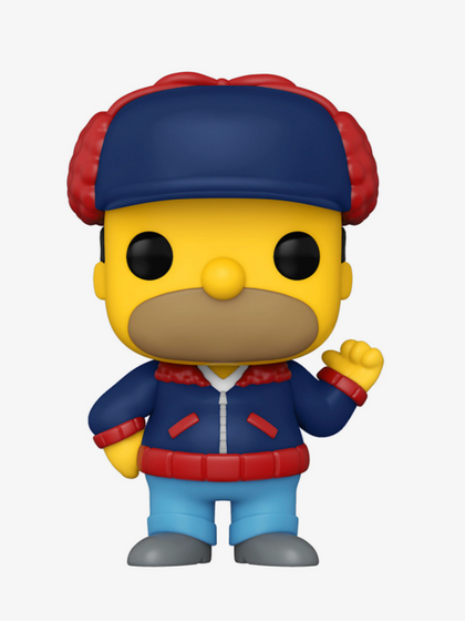 Los Simpsons Funko Mr. Plough