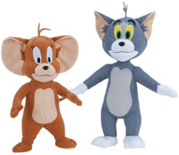 Tom y Jerry Peluche Set
