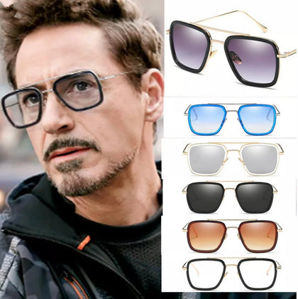 Iron Man Lentes Tony Stark