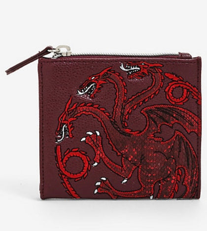 Game Of Thrones Monedero Dragones