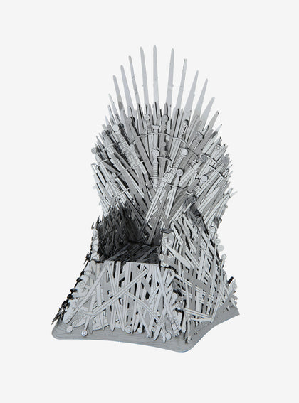 Games Of Thrones Figura Trono de Metal