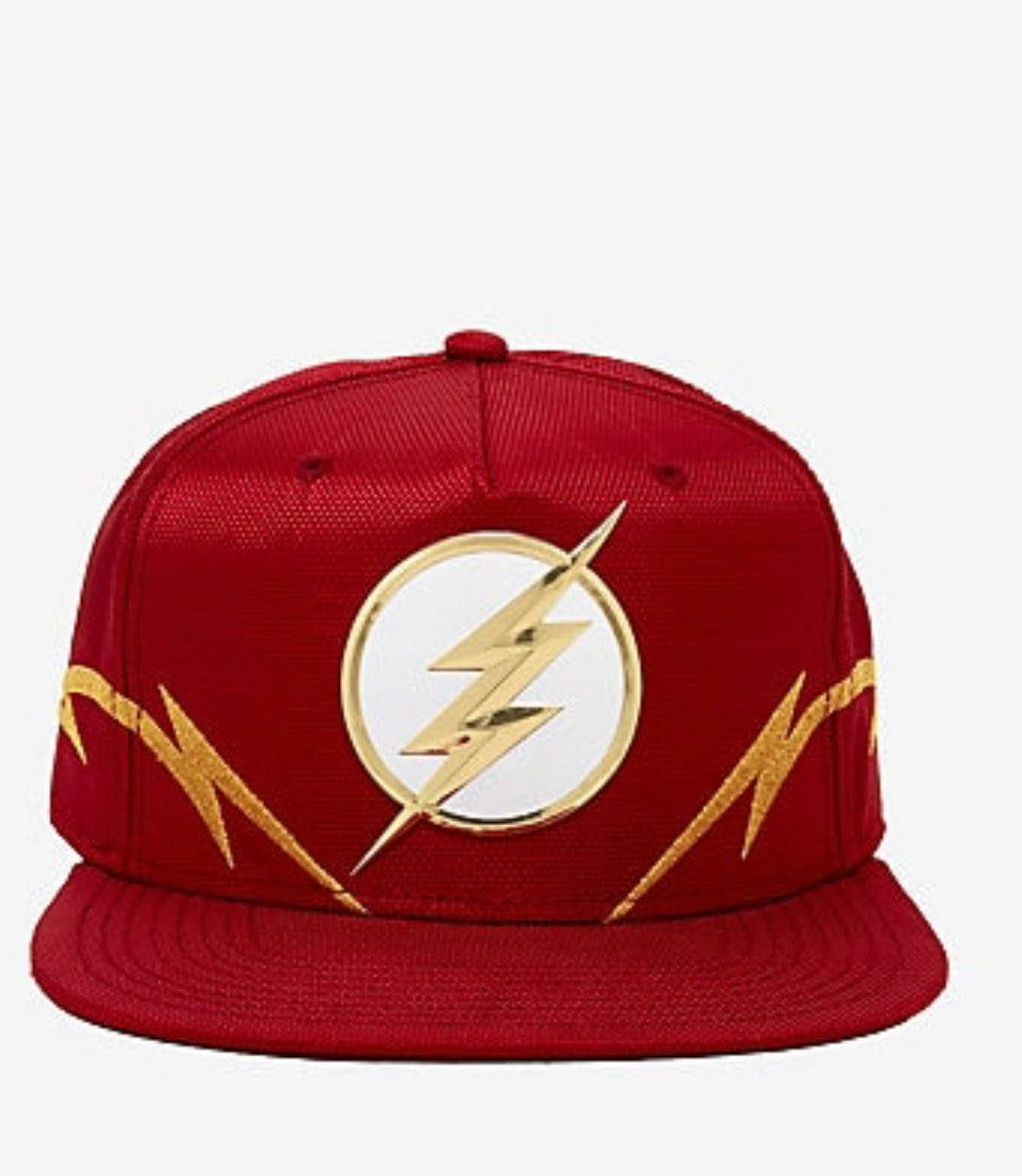 Flash Gorra DC