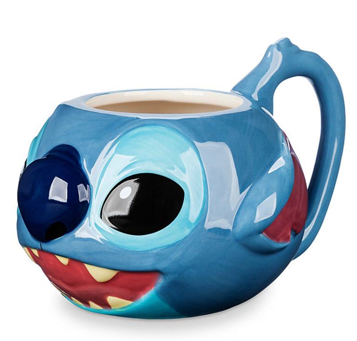 Lilo & Stitch Set Taza y Cuchara