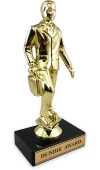 The Office Dundie Award Trofeo