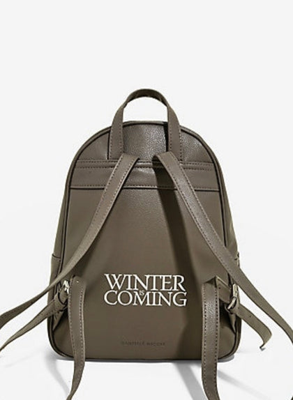 Game Of Thrones Mochila Casa Stark