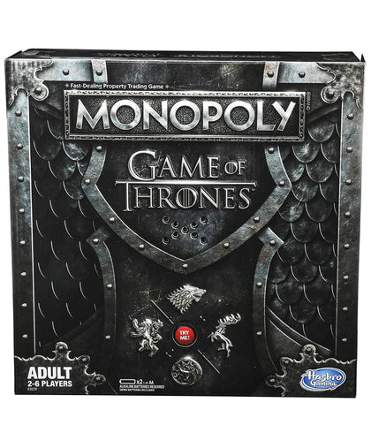 Games Of Thrones Monopolio