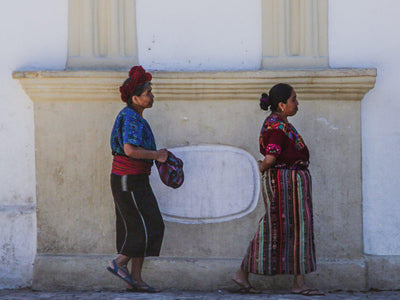 The Life of the Guatemalan Weaver Women