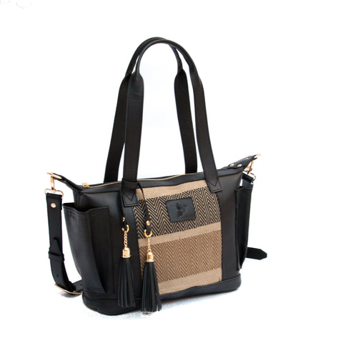 MATHILDE  CONVERTIBLE BAG MEDIUM - Mayalla