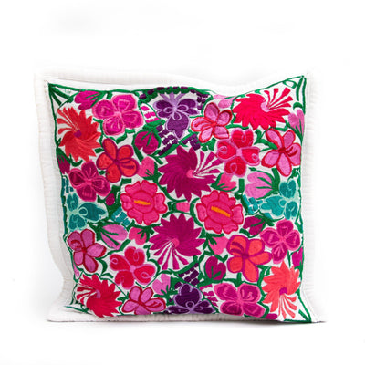 LAUREL FLORAL PILLOW COVER - Mayalla