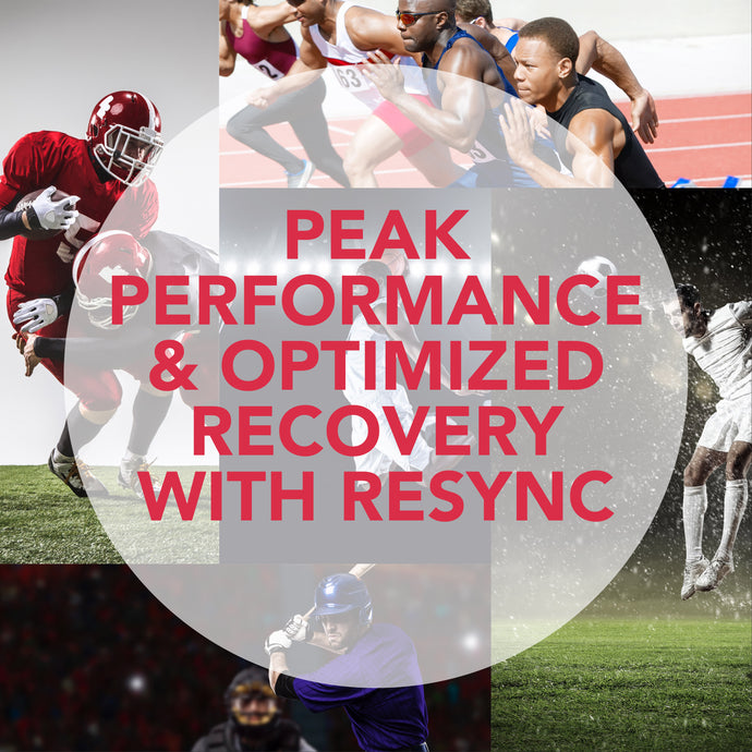 Peak Performance and Optimized Recovery with Resync
