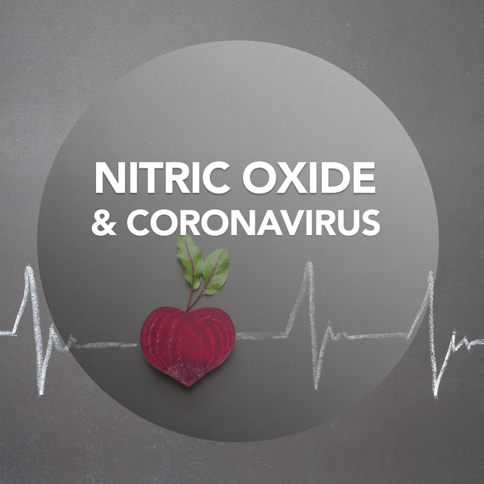 Is Nitric Oxide (N-O) Helpful During The Coronavirus Crisis?