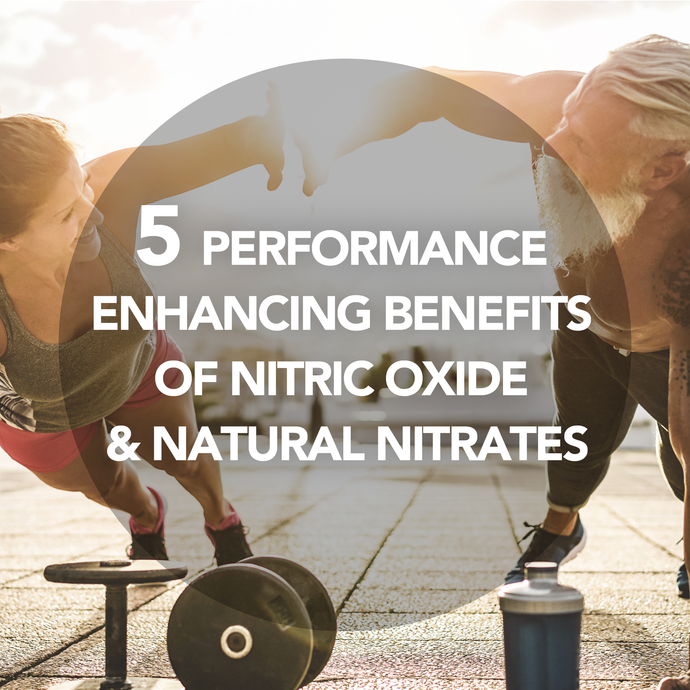5 Performance Enhancing Benefits of Nitric Oxide and Natural Nitrates