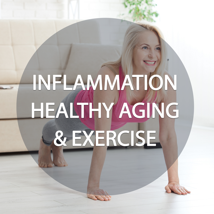 What To Know About Inflammation,Healthy Aging, And Exercise