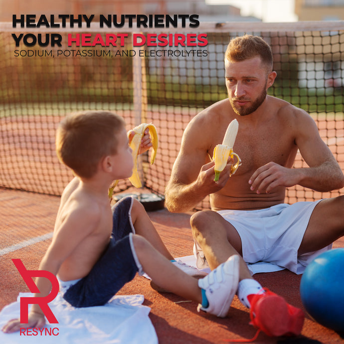 Healthy Nutrients Your Heart Desires: Sodium, Potassium, and Electrolytes