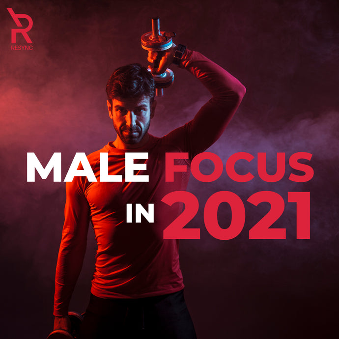 Male Focus in 2021