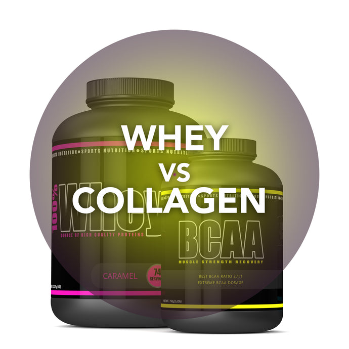 Whey or Collagen - What's better for you?